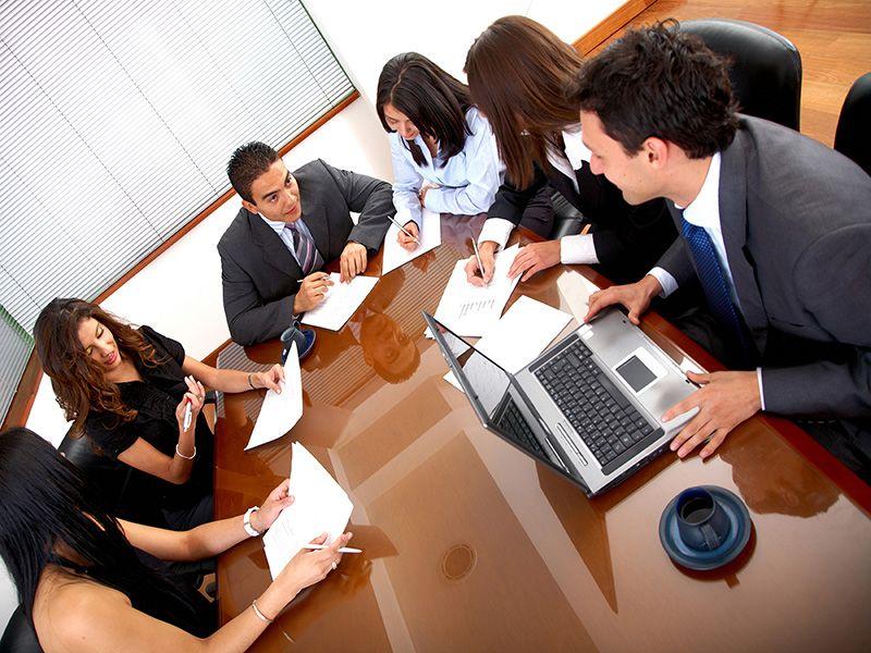 Финансовый консалтинг и бизнес услуги