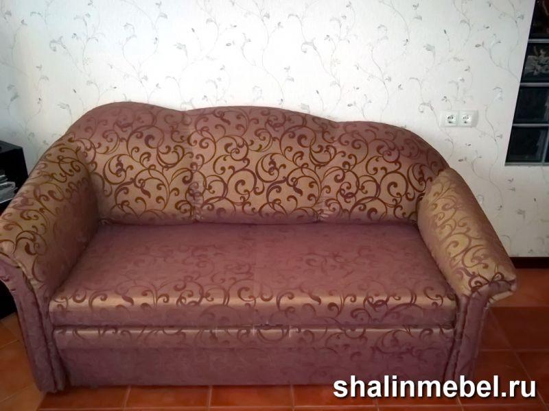 Обивка, ремонт мягкой мебели в СПб.