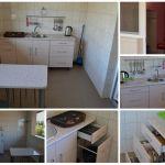 Номера (комната, кухня, сан. узел - в каждом) для отдыха в Крыму