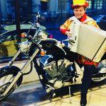 Баянист Виктор Баринов  украсит Ваше мероприятие, праздник, юбилей или свадьбу