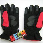 Перчатки marlboro с наружи красные, а на ладони чёрные. новые,