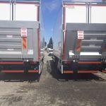 Установка гидробортов BHL Турция  продажа сервис